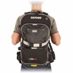 Plecak (30L) XB30 OXFORD kolor czarny, rozmiar OS