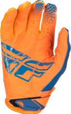 Rękawice cross/enduro FLY RACING KINETIC kolor pomarańczowy