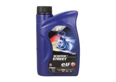 Olej do silników 2T 2T ELF Scooter 2 Street SAE 30 1l TC ISO-L-EGD; JASO FD Półsyntetyczny
