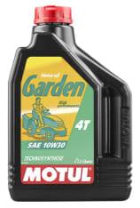 Olej do silników 4T 4T MOTUL Garden SAE 10W30 2l CF; SH; SJ Półsyntetyczny do kosiarek i innych urządzeń ogrodowych