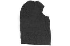 Kominiarka termoaktywna ADRENALINE COTTON KID kolor czarny, rozmiar OS