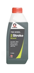 Olej do silników 2T 2T COMMA Two Wheel 1l TC JASO FB Mineralny
