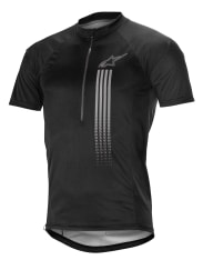 Koszulka rowerowa ALPINESTARS ELITE V2 SS JERSEY kolor czarny