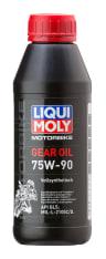 Olej przekładniowy LIQUI MOLY MOTORBIKE GEAR OIL SAE 75W90 0,5l GL-5 Syntetyczny