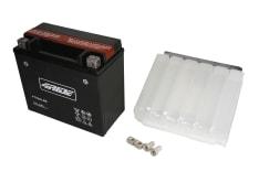Akumulator AGM/Bezobsługowy/Rozruchowy 4 RIDE 12V 18Ah 270A P+ 175x86x154 Suchoładowany z elektrolitem BOMBARDIER OUTL., OUTLAND.; BUELL M2, S1, S3, S3T, X1, X1W 400-2300 1980-