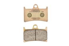 Klocki hamulcowe przód, przeznaczenie: droga, materiał: sinter-ST, 69x51x9,4mm YAMAHA FJR, FZ1, FZ6, MT-01, NIKEN, TDM, TRACER, XJR, XSR, YZF-R1, YZF-R6 600-1670 1998-