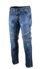 Spodnie jeans ADRENALINE RAY 2.0 kolor niebieski