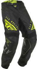 Spodnie cross/enduro FLY RACING KINETIC K220 kolor czarny/fluorescencyjny/szary/żółty