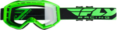 Gogle motocyklowe FLY RACING 2019 Focus kolor fluorescencyjny/zielony