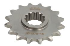 Zębatka przednia stalowa, typ łańcucha: 525, liczba zębów: 16 HONDA CB, CBF, CBR, CRF, XL 600/900/1000 1996-