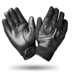 Rękawice turystyczne ISPIDO KRYPTON kolor czarny