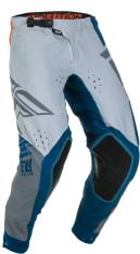 Spodnie cross/enduro FLY RACING EVOLUTION DST kolor niebieski/pomarańczowy/szary