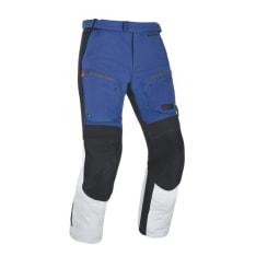 Spodnie turystyczne OXFORD WEAR MONDIAL ADVANCED kolor biały/czarny/niebieski
