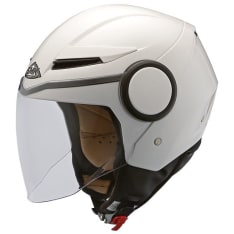 Kask otwarty SMK STREEM WHITE GL100 kolor biały