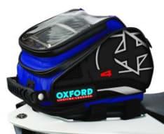 torba na bak OXFORD X4 QR ADVENTURE TANK kolor niebieski