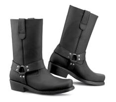 Buty turystyczne BIKER FALCO kolor czarny