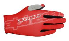 Rękawice rowerowe ALPINESTARS F-LITE kolor biały/czerwony