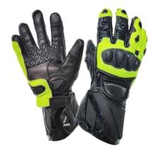Rękawice sportowe ADRENALINE LYNX SPORT PPE kolor czarny/fluorescencyjny/żółty