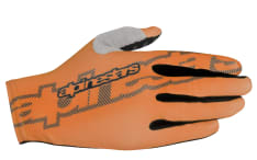 Rękawice rowerowe ALPINESTARS F-LITE kolor czarny/pomarańczowy