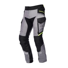 Spodnie turystyczne SPYKE EQUATOR DRY TECNO PANTS kolor antracyt/fluo/szary/żółty