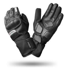 Rękawice turystyczne ISPIDO CURIUM kolor czarny