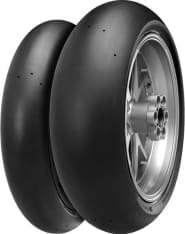 Opona wyścigowa typu slick CONTINENTAL 190/60R17 TL ContiTrack L1 Tył