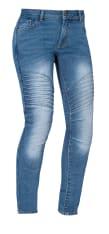 Spodnie Jeans IXON VICKY codzienne kolor niebieski
