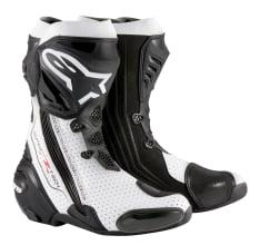 Buty sportowe SUPERTECH R WENTYLOWANE ALPINESTARS kolor biały/czarny
