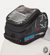 torba na bak OXFORD X4 QR ADVENTURE TANK kolor czarny