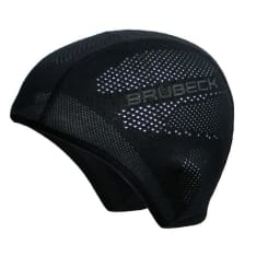 Czapka termoaktywna BRUBECK COOLER kolor czarny, rozmiar L/XL