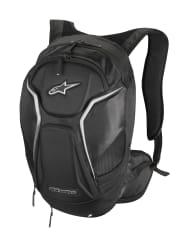 plecak tekstylny TECH AERO BACK PACK ALPINESTARS, kolor czarny/biały rozmiar uniwersalny