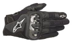 Rękawice turystyczne ALPINESTARS SMX-1 V2 WENTYLOWANE kolor czarny