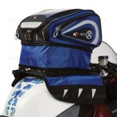 torba na bak OXFORD X30 QR ADVENTURE TANK kolor niebieski