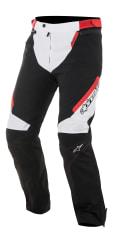 Spodnie turystyczne ALPINESTARS RAIDER DRYSTAR kolor biały/czarny/czerwony