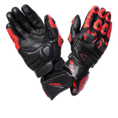 Rękawice sportowe SPYKE TECH RACE kolor czarny/czerwony