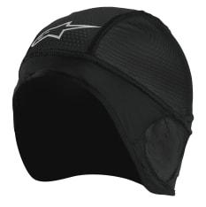 Czapka termoaktywna ALPINESTARS MX SKULL CAP kolor czarny, rozmiar OS