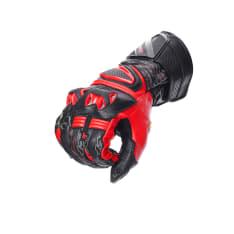Rękawice sportowe SPYKE TECH PRO kolor czarny/czerwony/fluo