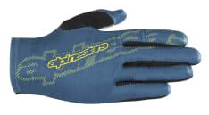 Rękawice rowerowe ALPINESTARS F-LITE kolor niebieski/żółty