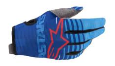 Rękawice off road ALPINESTARS MX RADAR kolor granatowy/niebieski