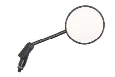 Lusterko (uniwersalne, średnica gwintu: 10mm, kierunek gwintu: prawy, kolor: czarny)