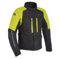 Kurtka turystyczna OXFORD WEAR CONTINENTAL ADVANCED kolor czarny/fluorescencyjny