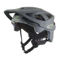 Kask rowerowy ALPINESTARS VECTOR PRO - ATOM HELMET - CE EN kolor matowy/szary