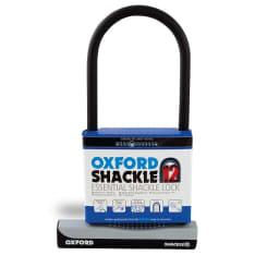 U-lock OXFORD HERCULES kolor czarny 310mm x 190mm