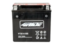 Akumulator AGM/Bezobsługowy/Rozruchowy 4 RIDE 12V 12Ah 200A L+ 152x88x147 Suchoładowany z elektrolitem APRILIA ETV, ETX, NA, RSV, SL, SMV; BENELLI ADIVA; BMW C, F, K, R 25-1500 1972-