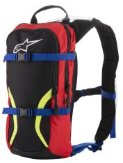 455a18babb993 Plecak (6L) IGUANA ALPINESTARS MX kolor  czarny czerwony fluorescencyjny niebieski