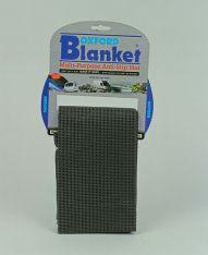 Koc zabezpieczający OXFORD kolor czarny długość: 900mm; pod torby na baku lub tył motocykla