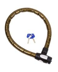 Zabezpieczenie antykradzieżowe OXFORD Barrier kolor ciemny szary 1,4m x długość 1,4m