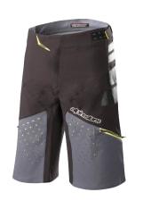 Spodenki rowerowe ALPINESTARS DROP PRO kolor czarny/szary