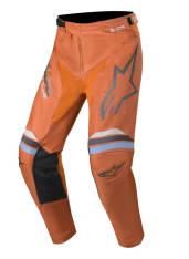 Spodnie cross/enduro ALPINESTARS MX RACER BRAAP kolor fluorescencyjny/pomarańczowy/szary