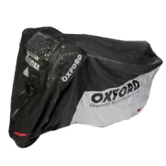 Pokrowiec na motocykl OXFORD RAINEX kolor srebrny
